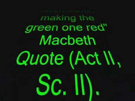 Thesis on macbeth and lady macbeth